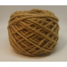 TAN  #56 Wool rug yarn Brown