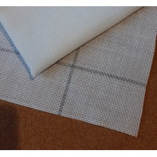 """Canvas Backing for Rug Making, Strong and Durable. Polyester. 1 yard, 200"""" wide. Rug hooking, Punch needle, Tufting."""